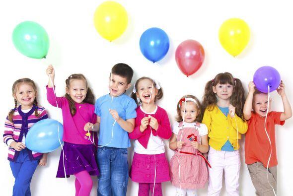 """Celebrar es siempre una buena excusa para reunirse. Si tus hijos son """"lo..."""