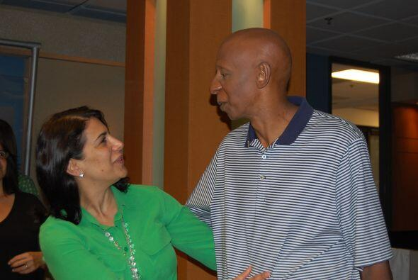 El disidente cubano Guillermo Fariñas se encuentra de gira por EEUU. Vis...
