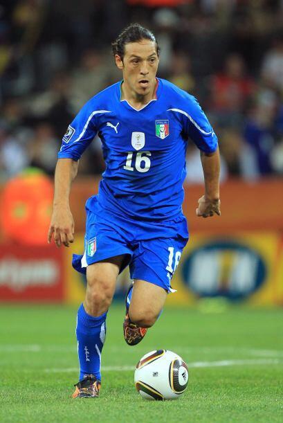 Mauro Camoranesi, campeón del Mundo con Italia, amagó con...