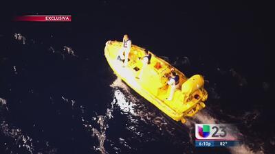 Conmoción por pasajero que cayó de un crucero