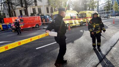 Policía de Bélgica