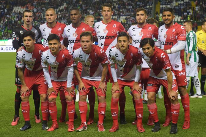 En fotos: Necaxa golea 4-0 al León que soñaba con el liderato general 20...