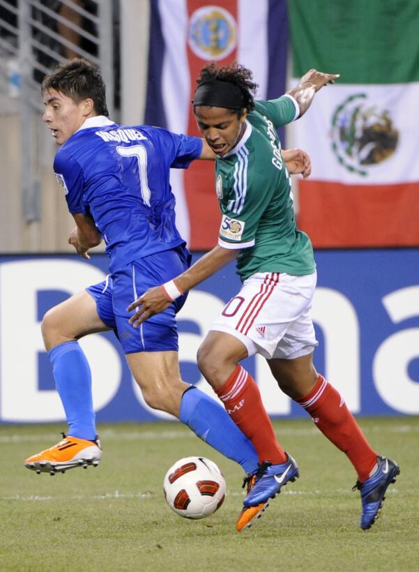 """MetLife Stadium: Un """"puerto"""" seguro para la Selección Mexicana Mex Gua 2..."""