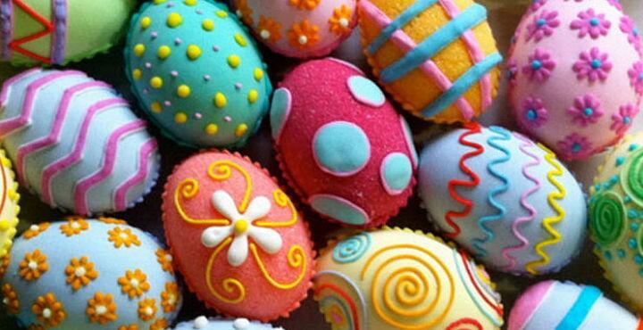 Los huevos de pascua: una tradiciu00f3n que viene desde hace miles de au...
