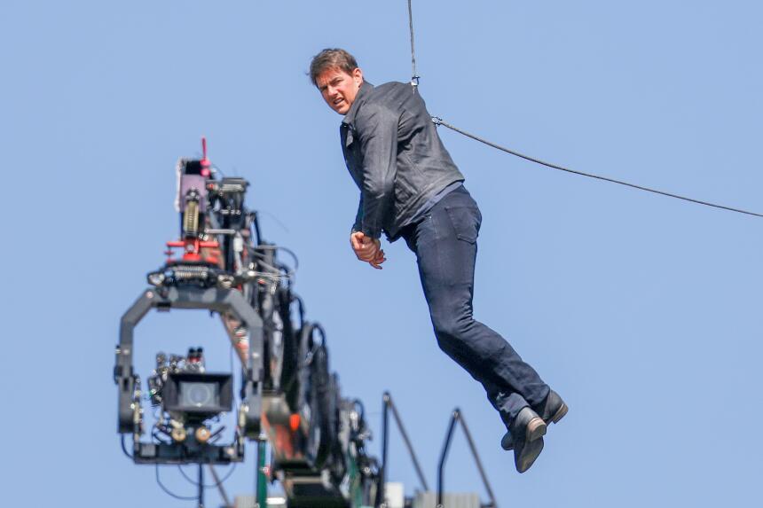 Tom Cruise terminará de filmar 'Misión Imposible 6' para enfocar...