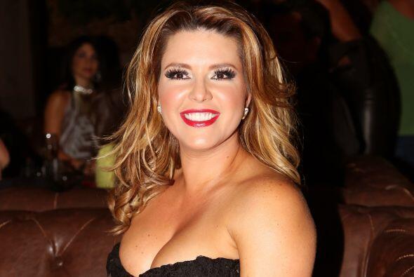 """Alicia Machado regresará con todo a las telenovelas con """"Lo Imperdonable""""."""
