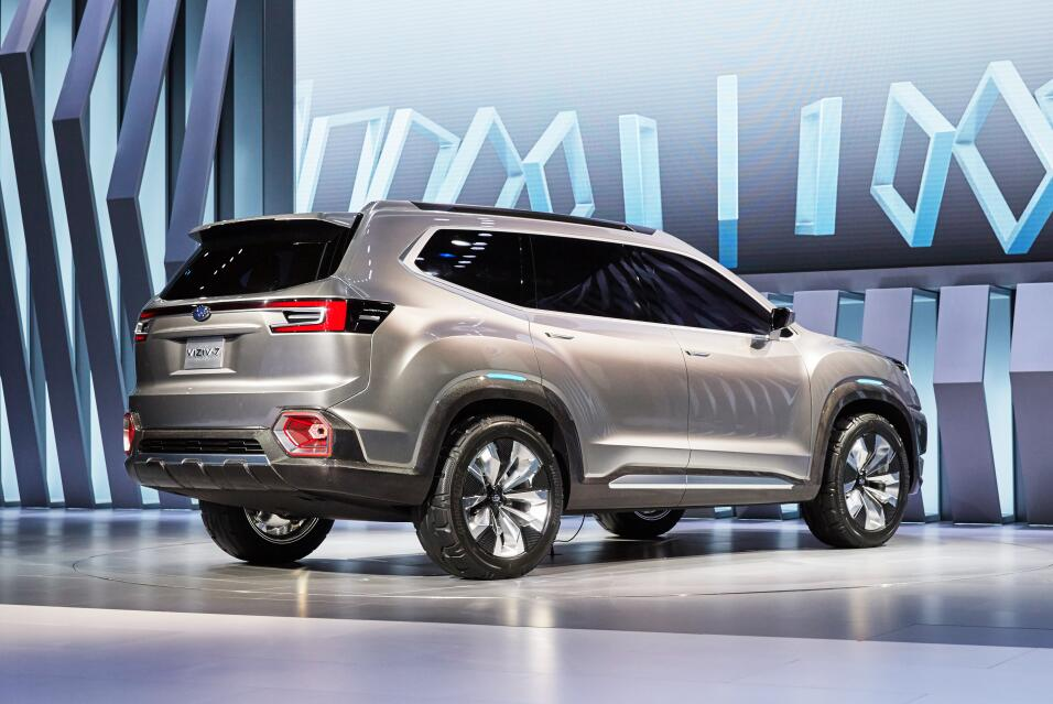 Auto Show de Los Angeles: cinco de los mejores concept-cars