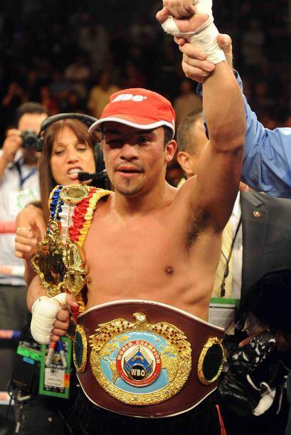 Márquez podría pensar ahora en una tercera pelea ante Manny Pacquiao, au...