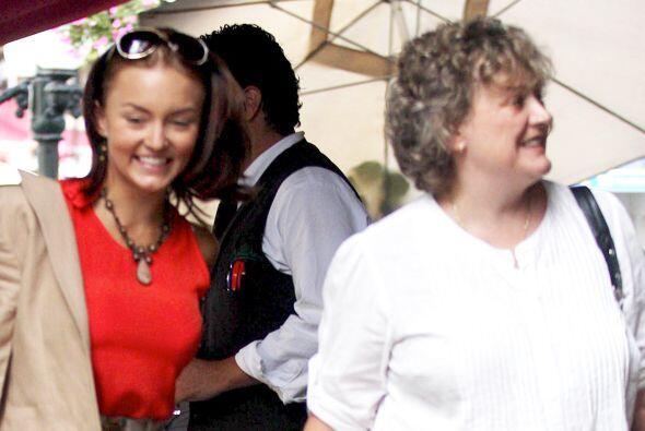 La señora Sylvie Rousseau perdió la vida después de...