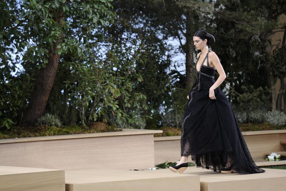 Kendall Jenner Paris Fashion Week