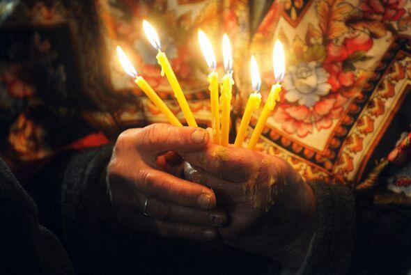 Grandes  celebraciones se registraron alrededor del mundo entre los cató...