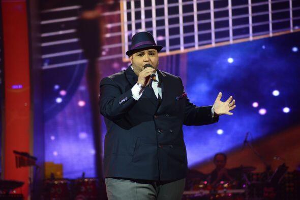 De Puerto Rico, llegó Ricardo Rivera, ahora interpretando el mism...