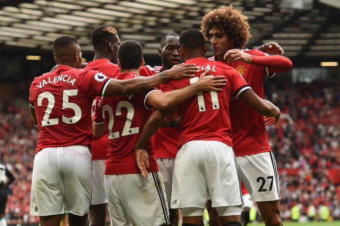 16. Manchestr United (Inglaterra)