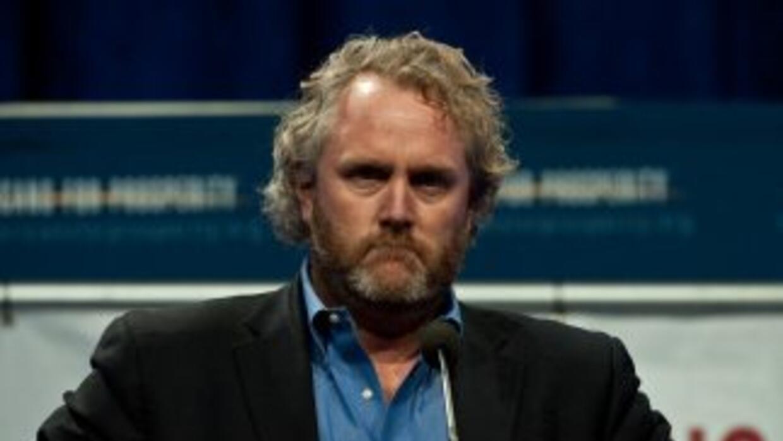 Andrew Breitbart, reconocido blogger conservador que reveló el escándalo...