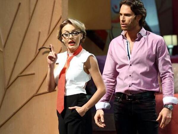 Angelique ya convive con el hijo de Sebastián Rulli