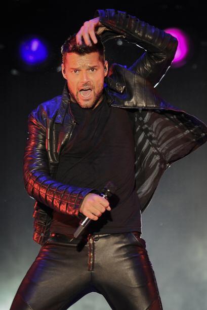 Y es que desde que Ricky aceptó públicalemente su homosexualidad, eso no...