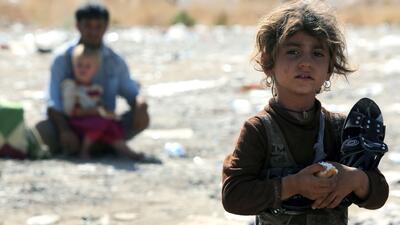 La crisis en Irak se agudiza y la ayuda internacional ha llegado un poco...