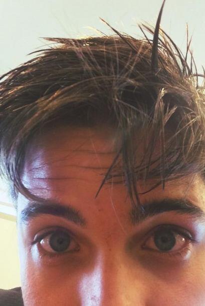 """""""Me voy a cortar el pelo para @PremiosJuventud. ¿¿Quieren ver como me qu..."""