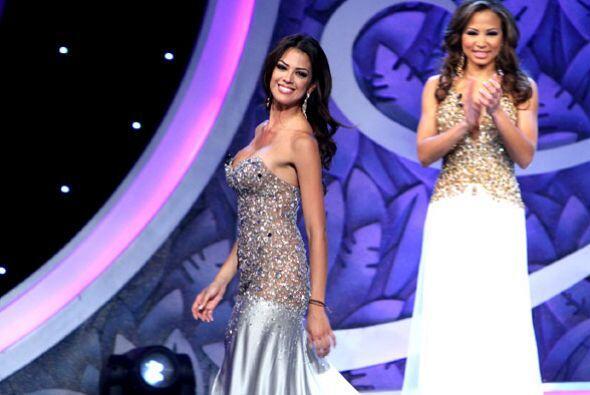 El sueño de esta colombiana es dedicarse al modelaje y la actuación de f...