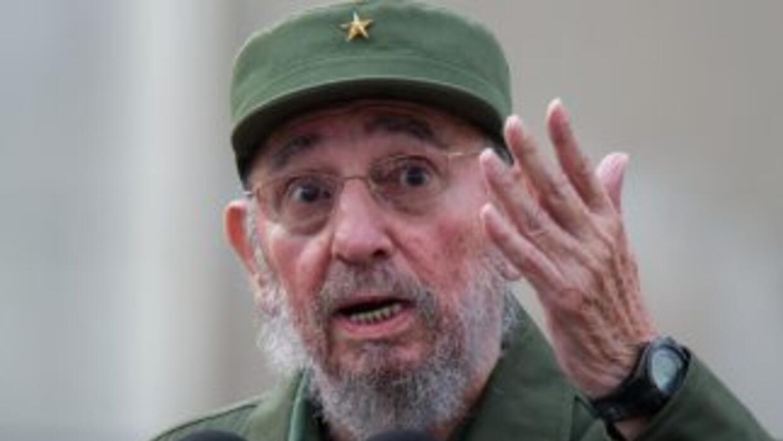 Según el exescolta, hasta 1988 era un ferviente admirador de Fidel Castr...