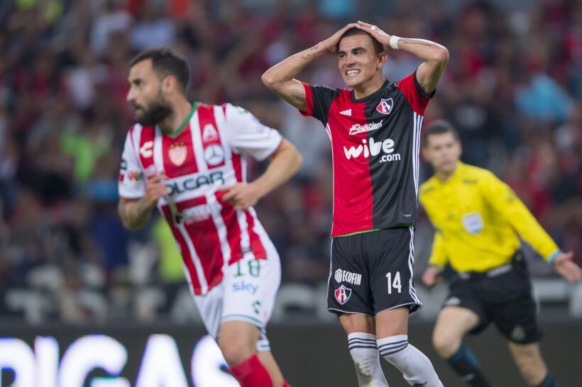 Los goles de la jornada en territorio tapatío los marcaron Milton Caragl...