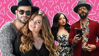 La historia de amor de Sandra Itzel y Adrián Di Monte