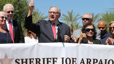 The fall of a hardliner. Whatever happened to Joe Arpaio's run for the Arizona Senate?