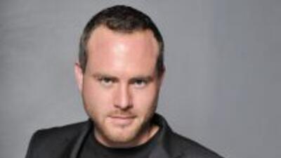 Erik Hayser presentó la cinta Sin Retorno, donde participa con Rossana N...