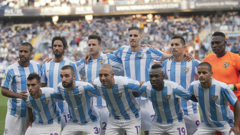 Málaga y el Eibar empataron en el cierre de la tercera jornada de...