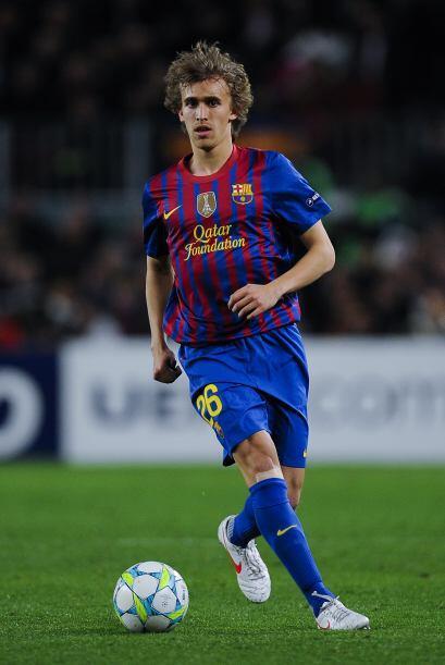 Un joven defensa formado en el Barcelona, pero con pocas opciones en el...