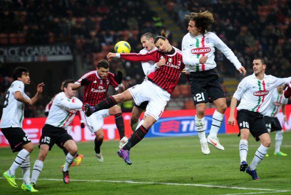 Juventus, líder actual del 'Calcio' y el Milan, último campeón, protagon...
