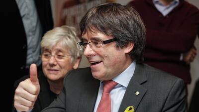 En fotos: Así se desarrollan las elecciones en Cataluña que definirán el destino de la región española