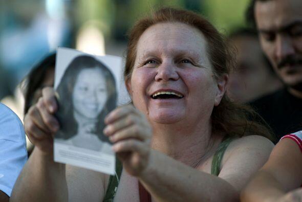 Diferentes organismos de derechos humanos apuntan denuncias de 30,000 ví...