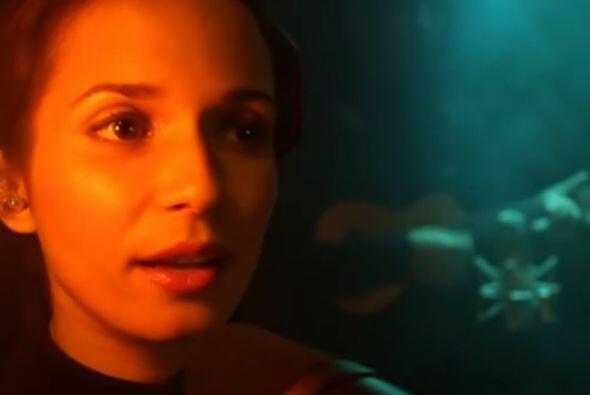 Diana Fuentes grabó su nuevo disco en la isla del encanto, Puerto Rico.