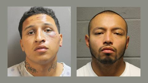 Francisco Anavisca, de 25 años, y Pedro López, de 24, fueron arrestados...