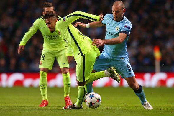 Los Citizens visitarán el complicado terreno de juego del Camp Nou el pr...