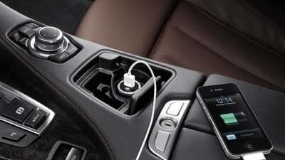 Cargadores de teléfonos celulares para autos