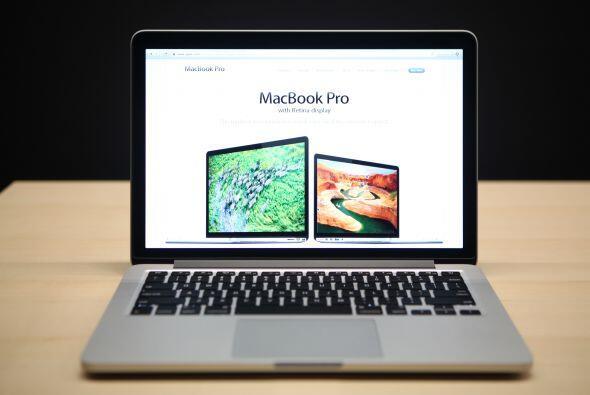 MacBook Pro Retina. Apple dio la sorpresa presentando el primer modelo d...