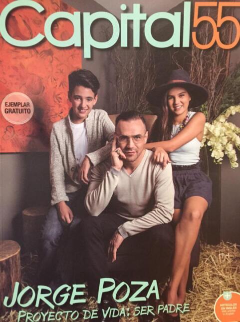 Jorge Poza hijos
