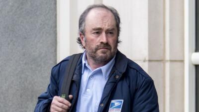 Aleksey Germash, inmigrante ruso, está acusado de retrasar o detener el...