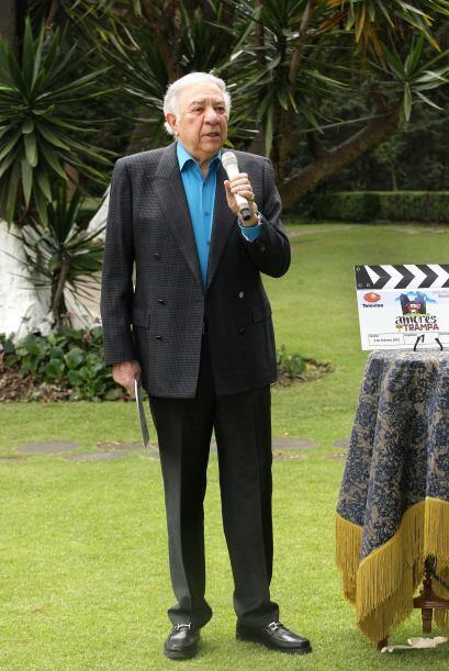 """""""Libre Para Amarte"""" fue la última telenovela que realizó Larrosa."""