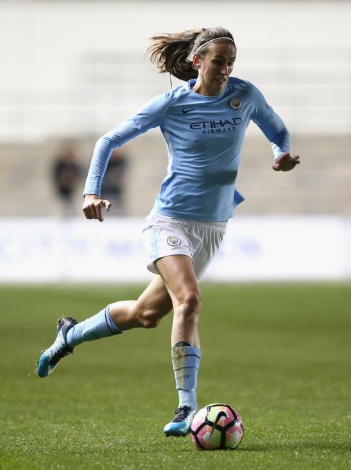 14. Jill Scott (Inglaterra / Manchester City) - 9 puntos