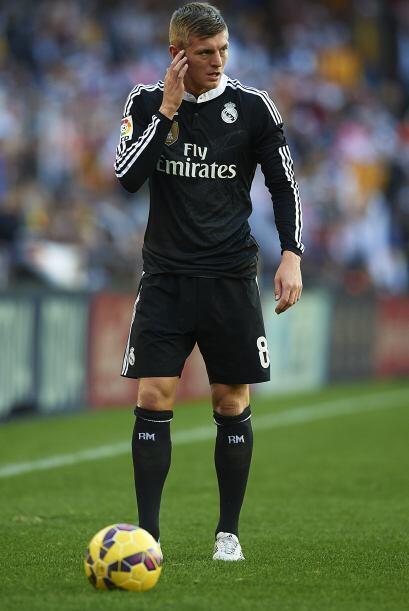Toni Kroos es el cerebro del Real Madrid que vino a llenar los zapatos d...