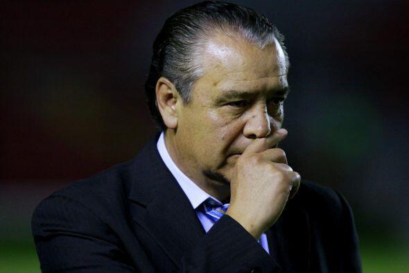 El fútbol mexicano tiene la suya con José Luis Trejo, aunque con el entr...