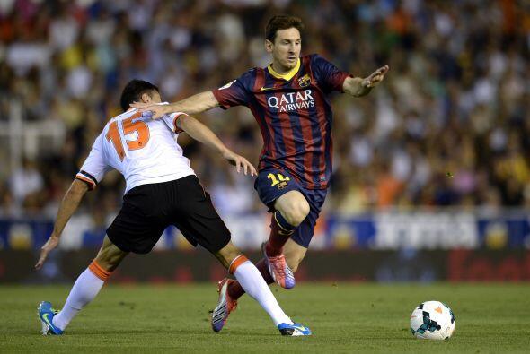 Pero Lionel Messi suele tener grandes actuaciones ante los 'Naranjeros'...