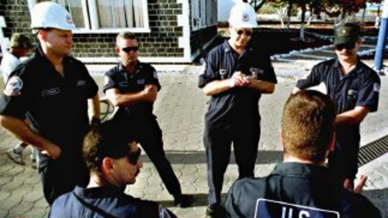 Guardacostas de EU repatriaron a un grupo de 323 haitianos.