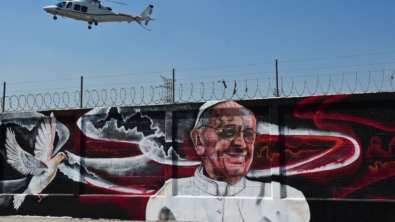 Ecatepec, listo para recibir al Papa.