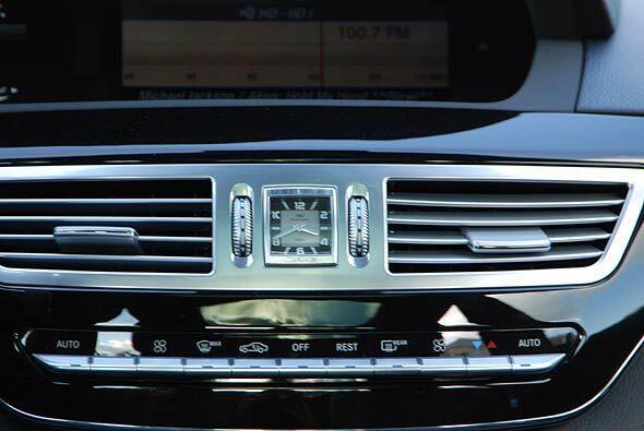 Mercedes-Benz también ha logrado una mejora incomparable con el sistema...