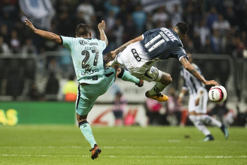 Monterrey empató con Santos y peligra el liderato general 20171109-2299.jpg