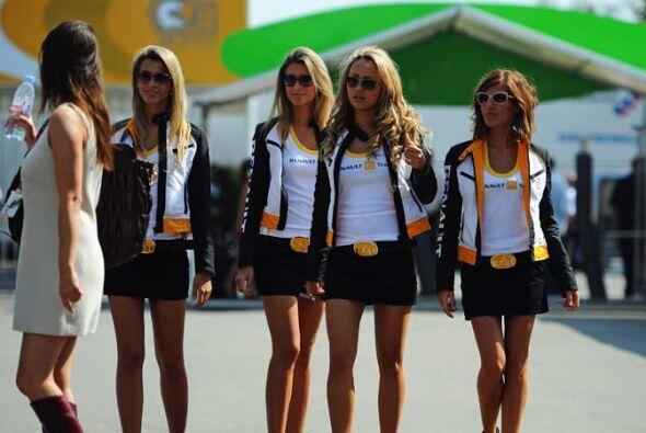 La Fórmula 1 deja muchas emociones en la pista y bellos recuerdos de las...